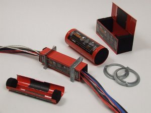 Fireclamp Product Range